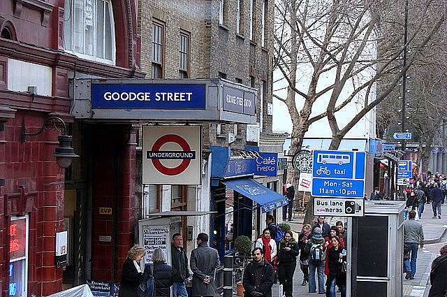 Goodge Street Escorts